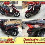 Photo: Xe Honda Sh VietNam 125i 2013 độ dàn vỏ Sh Ý 150i 2010 504373