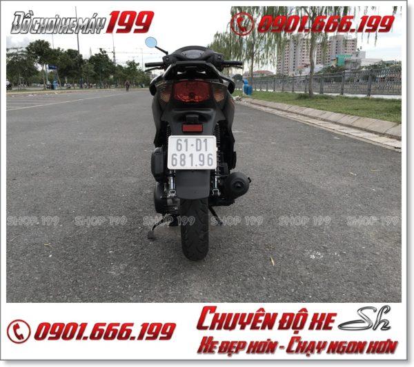 Image xe Honda SH VN 125i 150i 2016 2018 2019 2020 độ lên giống SH nhập Italy 150i 2010 2011 với dàn áo SH ngoại nhập tại TP Hồ Chí Minh 3677