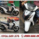 Photo: Xe Honda Sh Việt Nam 125i 2013 độ đầu đèn giống Sh italy 150i 2011 293583