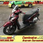 Image: Xe Sh VN 125 2013 độ full dàn áo lên Sh italy 150i 2011 203183
