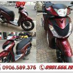 Xem hình Xe Honda Sh VN 125i 2018 2019 2020 Smartkey độ full combo thành Sh italy 150i 2011 576363