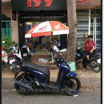 Xe Honda Sh Việt Nam 125 2016 khóa từ độ đầu đèn giống Sh italy 150i 2010