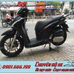 Photo: Xe Honda Sh VN 150 2013 độ thành Sh italy 150i 2010 263287