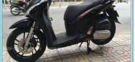 Xem ảnh Xe Honda Sh Việt 150i 2014 độ full dàn áo lên Sh Ý 150i 2011