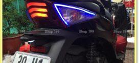 Tại sao nên độ đèn led audi cho xe SH Ý 2008 ở Shop 199 tại TP HCM