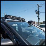Đèn led bar oto: bán tải và xe bốn bánh gắn đèn led bar để trang trí cho xe thêm đẹp