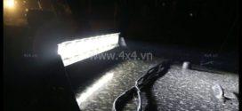 Các điều cần lưu ý khi độ Đèn led bar 6D cho xe ô tô, xe pick up ở tpHCM