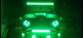 Giới thiệu Đèn led xe bán tải về lợi ích, mức độ chiếu sáng, tuổi thọ khi bắt cho xe Ford Ranger 2018 2019