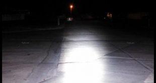 Tấm ảnh Led bar oto: Đèn led bar là phụ kiện rất cần thiết để giúp soi sáng cho bán tải, ô tô vào ban đêm