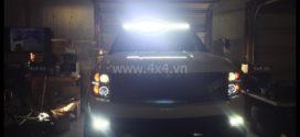 Đèn tăng sáng có lợi ích gì và nên đấu cho xe ô tô Ford Ranger 2019 2018 hay không?