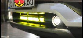 Đèn độ Ford Ranger: Mẹo trợ sáng cực tốt cho xe hơi khi đi vào ban đêm